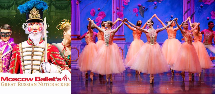 Moscow Ballet's Great Russian Nutcracker at Cheyenne Civic Center