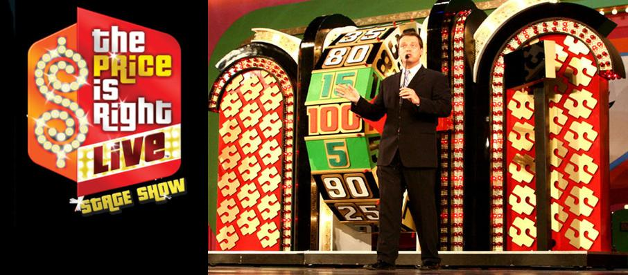 The Price Is Right - Live Stage Show at Cheyenne Civic Center