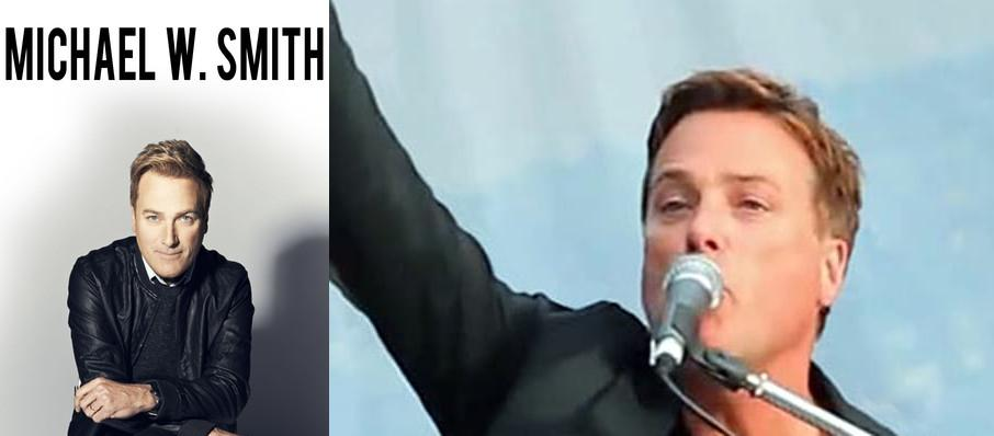 Michael W. Smith at Cheyenne Civic Center