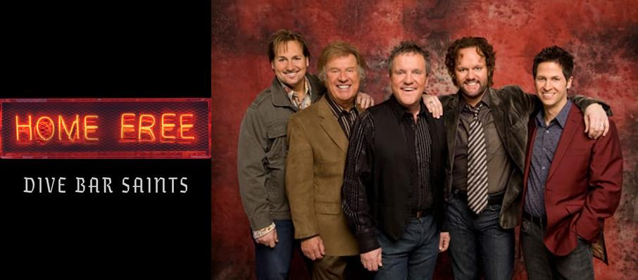 Home Free Vocal Band at Cheyenne Civic Center