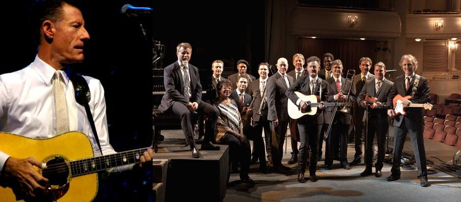 Lyle Lovett & His Large Band at Cheyenne Civic Center