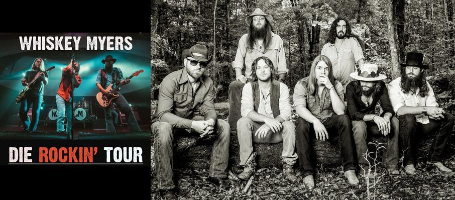 Whiskey Myers at Cheyenne Civic Center
