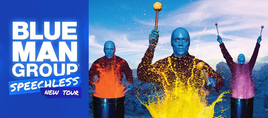 Blue Man Group at Cheyenne Civic Center