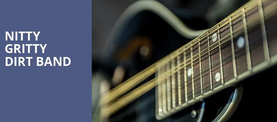Nitty Gritty Dirt Band, Cheyenne Civic Center, Cheyenne
