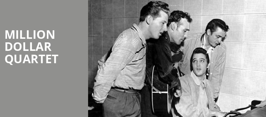 Million Dollar Quartet, Cheyenne Civic Center, Cheyenne
